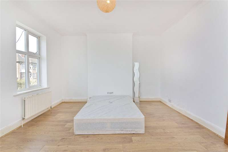 3 Bedrooms Flat for sale in All Souls Avenue London