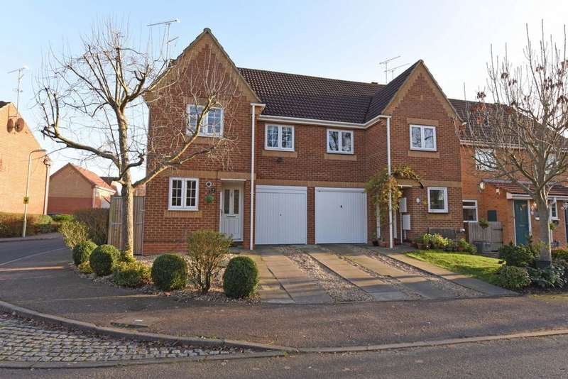 3 Bedrooms Semi Detached House for sale in The Shrubbery, Farnborough, GU14