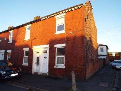 2 Bedrooms End Of Terrace House for sale in Oakland Street, Bamber Bridge, Preston, Lancashire