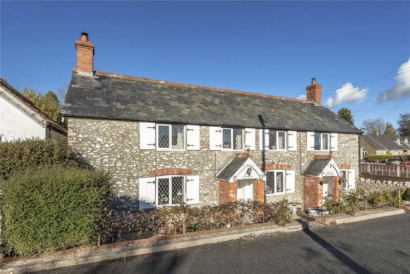 3 Bedrooms Detached House for sale in Marsh, Honiton, Devon, EX14