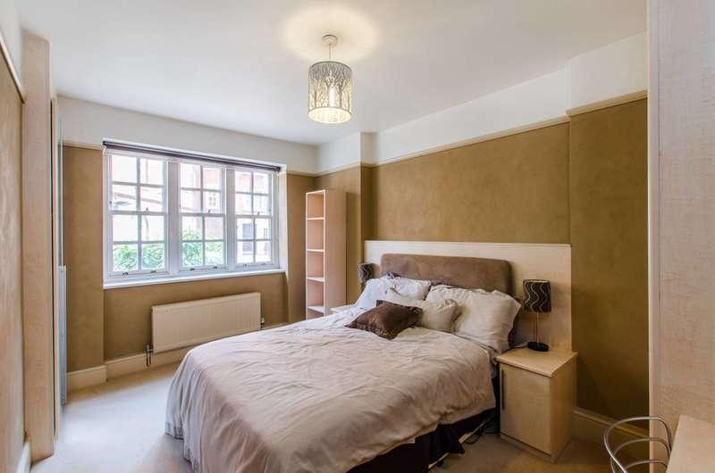 2 Bedrooms Flat for sale in Cureton Street, Westminster, SW1P