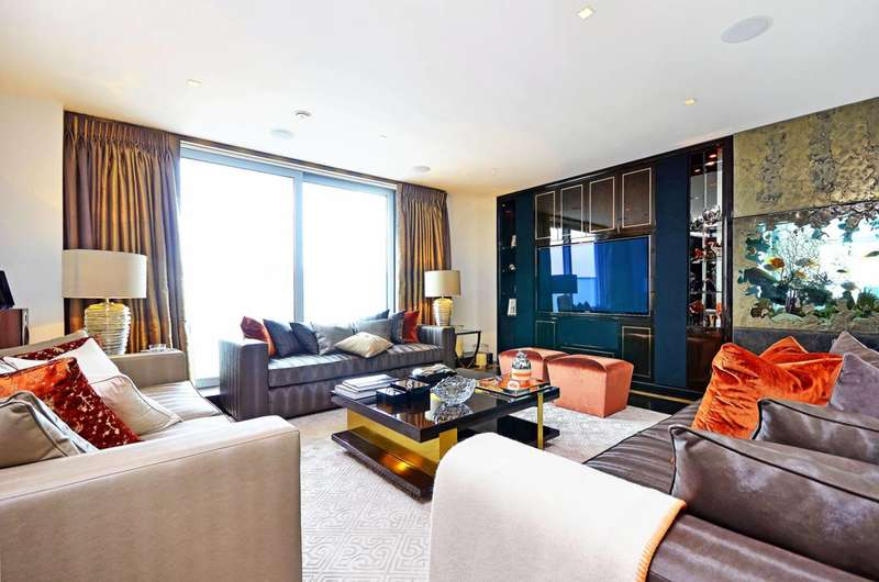3 Bedrooms Flat for rent in Pan Peninsula, Canary Wharf, E14