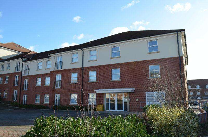 2 Bedrooms Apartment Flat for sale in Palatine House, Lincoln