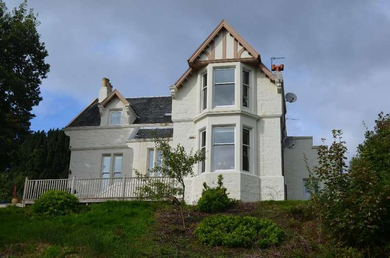 4 Bedrooms Detached Villa House for sale in Shore Road, Kilcreggan, Argyll and Bute, G84 0HQ