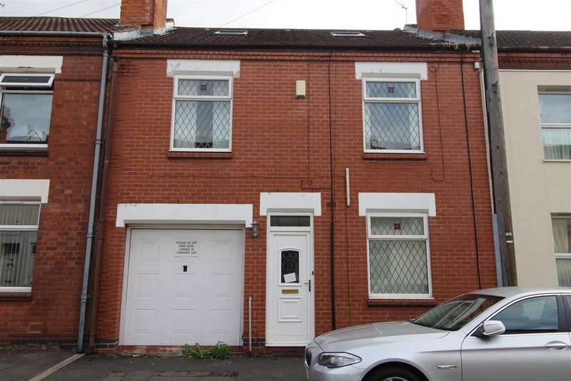 7 Bedrooms Terraced House for sale in Cambridge Street, Coventry CV1