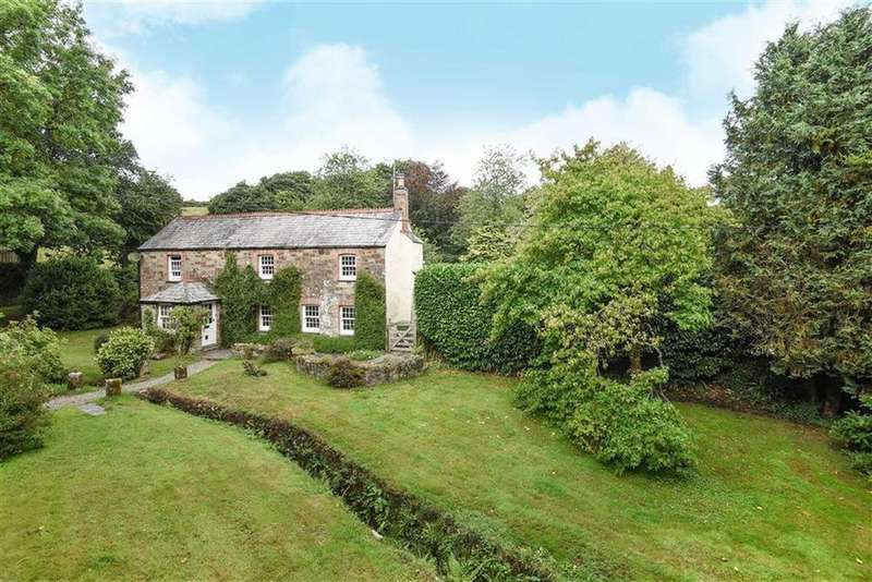 6 Bedrooms Detached House for sale in Nanstallon, Bodmin, Cornwall, PL30