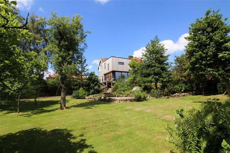 4 Bedrooms Detached House for sale in Far Laund, Belper, Derbyshire