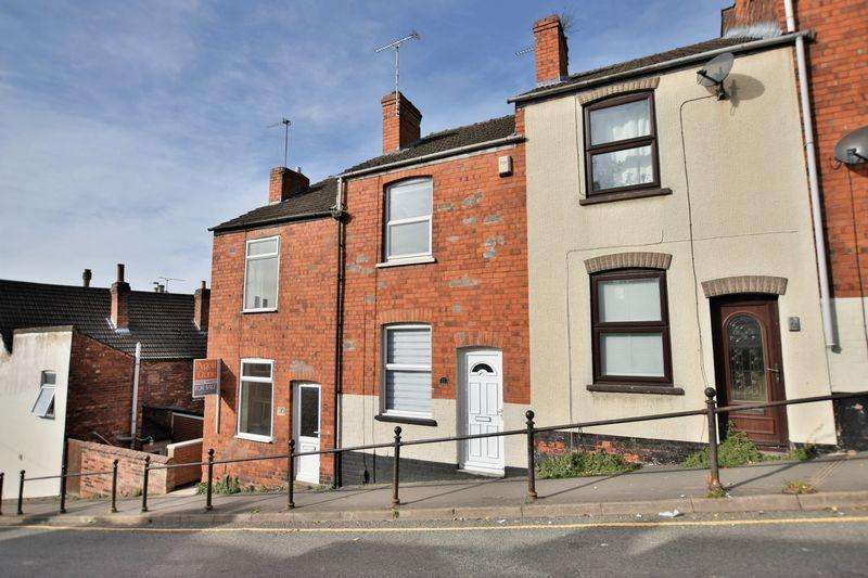 2 Bedrooms Terraced House for sale in Victoria Street, Lincoln