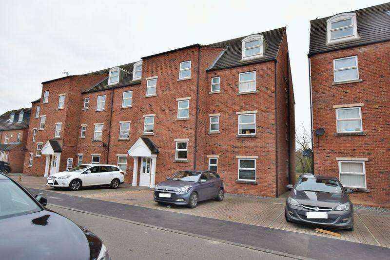 2 Bedrooms Apartment Flat for sale in Fairfax Street, Lincoln