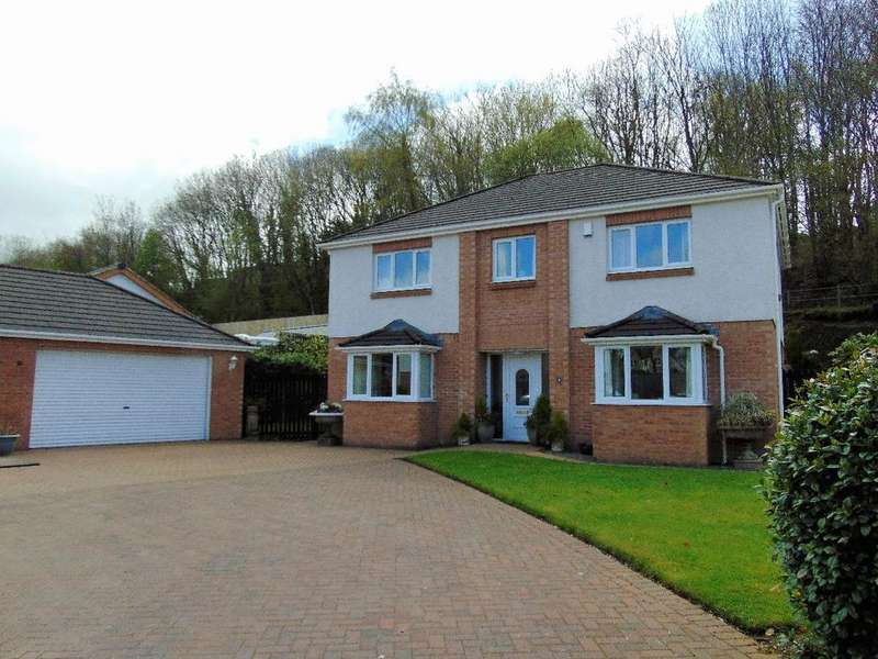 4 Bedrooms Detached House for sale in 5 Mill Grove, Tweedmill Lane, Cockermouth, CA13 9DE