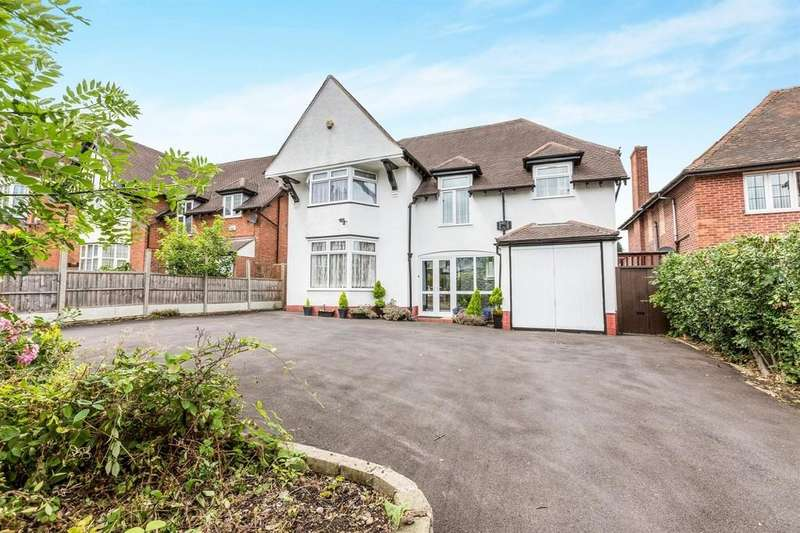 4 Bedrooms Detached House for sale in Anderton Park Road, BIRMINGHAM, West Midlands