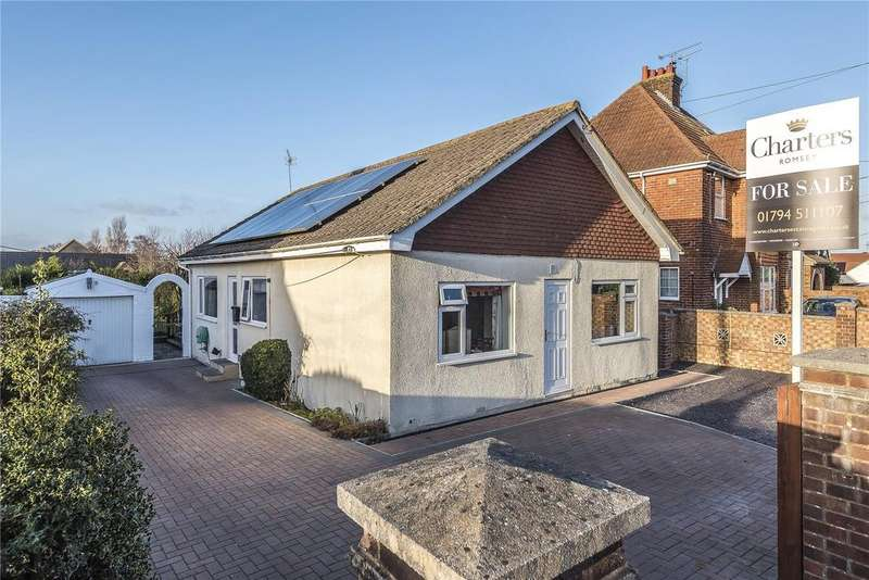 2 Bedrooms Bungalow for sale in Rownhams Road, North Baddesley, Southampton, Hampshire, SO52