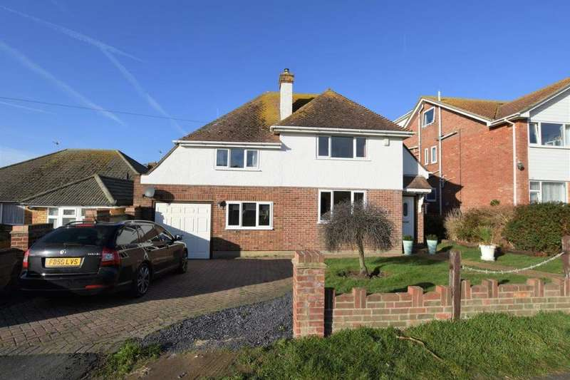 5 Bedrooms Detached House for sale in Fairlight Avenue, Telscombe Cliffs, East Sussex