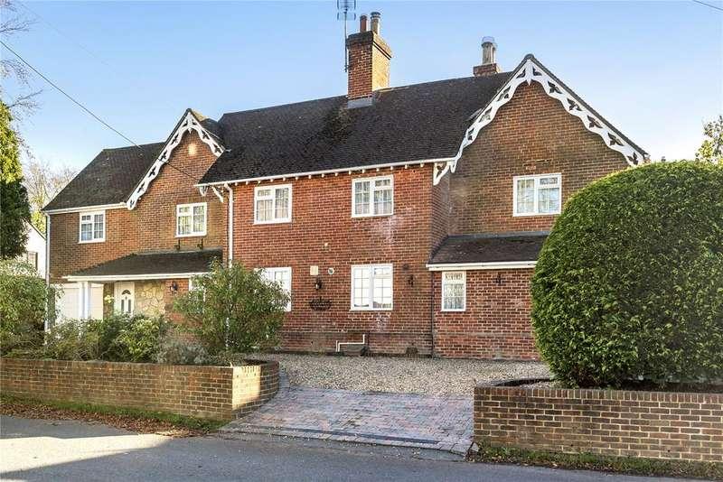 5 Bedrooms Detached House for sale in Lilac Cottage, Castle Street, Medstead, Alton, Hampshire, GU34