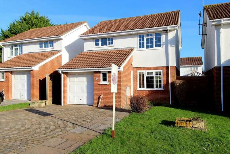 3 Bedrooms Detached House for sale in Woodford Close, Nailsea