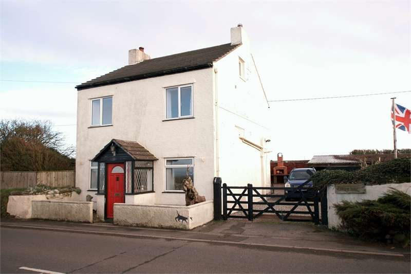 3 Bedrooms Detached House for sale in CA7 4LA Silloth, Wigton, Cumbria