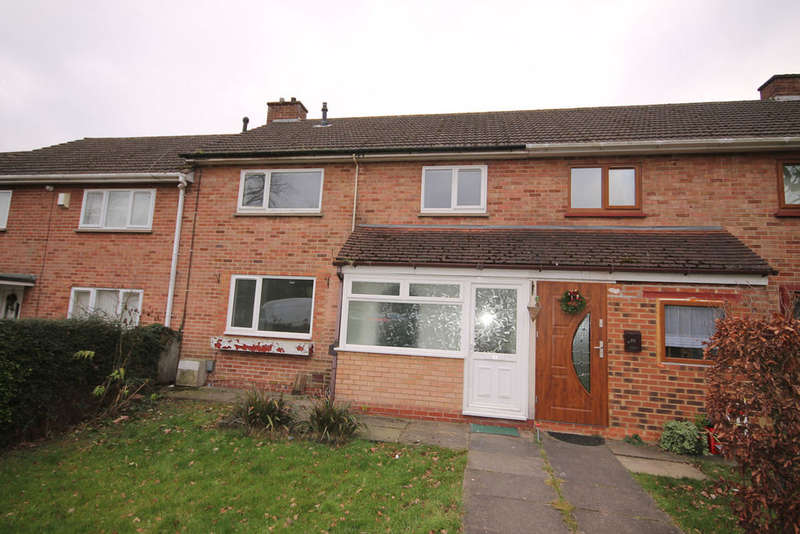 3 Bedrooms Terraced House for sale in Rooksmead, Brickhill, MK41