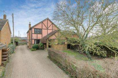 5 Bedrooms Detached House for sale in Pertenhall Road, Keysoe, Bedford, Bedfordshire