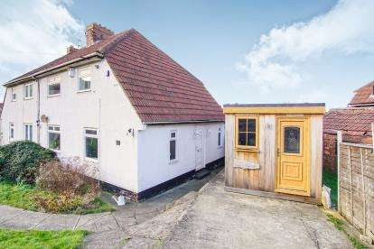 3 Bedrooms Semi Detached House for sale in Woodland Way, Kingswood, Bristol
