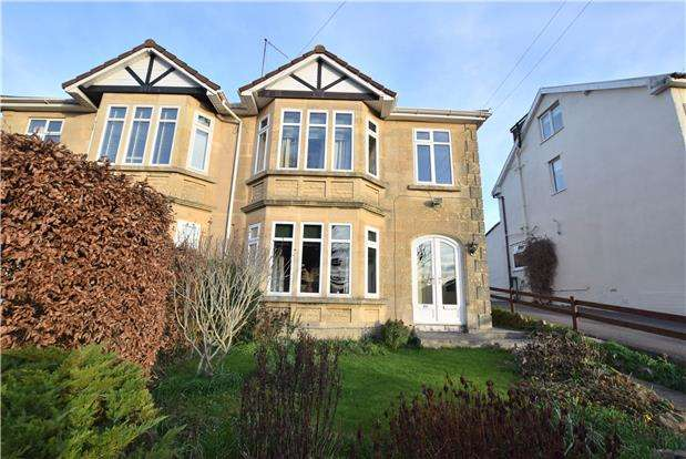 3 Bedrooms Semi Detached House for sale in Wellsway, Keynsham, BRISTOL, BS31 1JA