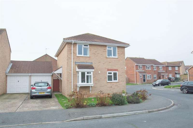 3 Bedrooms Detached House for sale in Jerome Close, Eastbourne
