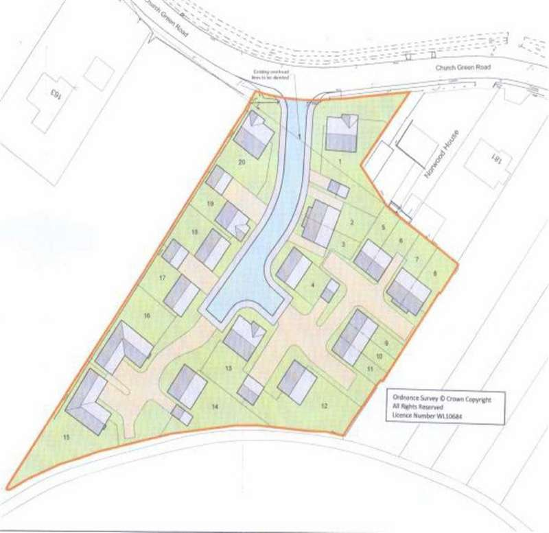 Land Commercial for sale in Norwood Yard, Off Church Green Road, Fishtoft