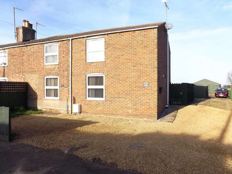 4 Bedrooms Cottage House for sale in Whaplode
