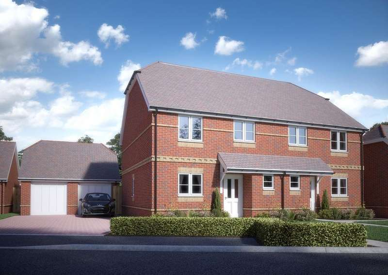 2 Bedrooms Semi Detached House for sale in Pitts Lane, Earley, Reading, RG6