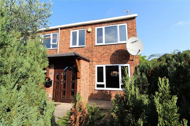 3 Bedrooms End Of Terrace House for sale in Alston Walk, Caversham, Reading, Berkshire, RG4