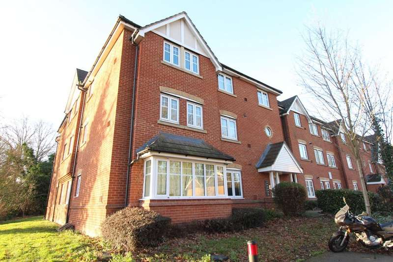 2 Bedrooms Flat for sale in Perigee, Shinfield, Reading, RG2 9FT