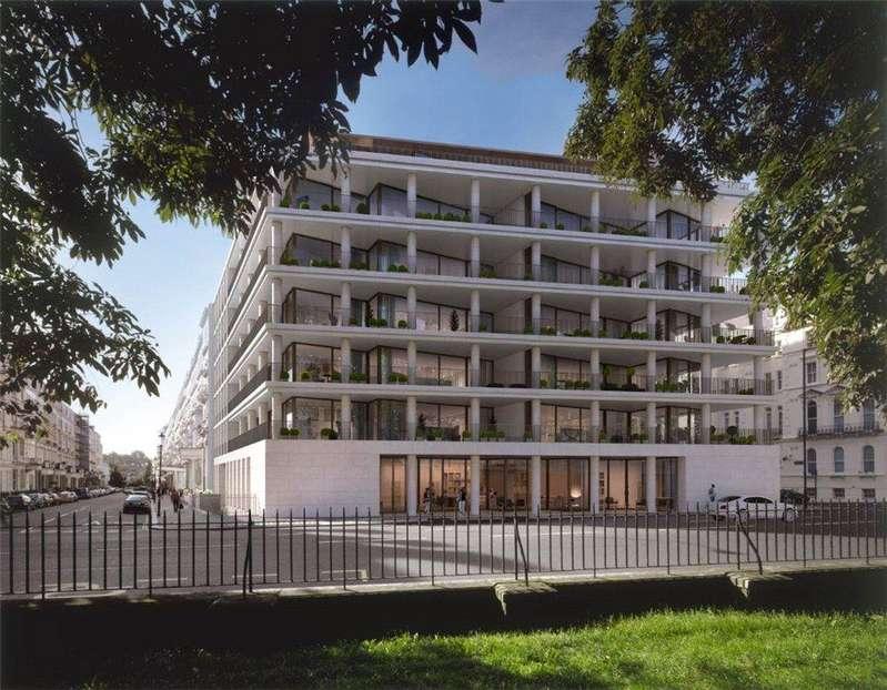 3 Bedrooms Flat for sale in One Kensington Gardens, Kensington, London, W8