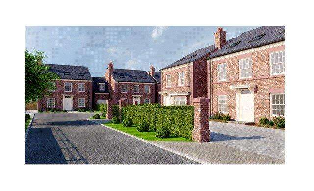 5 Bedrooms Detached House for sale in Fairfield Road, Hoole, Chester, CH2