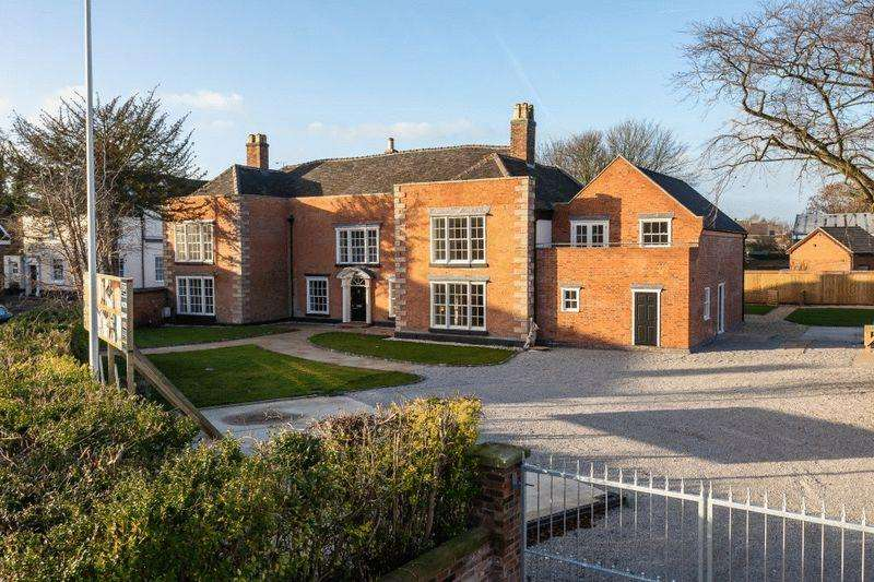 1 Bedroom Apartment Flat for sale in Apartment One, The Rookery, Hospital Street, Nantwich