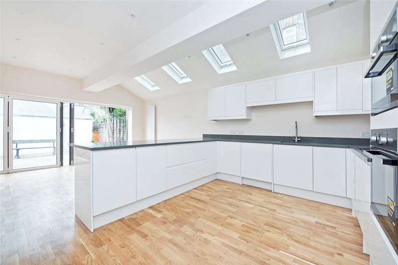 5 Bedrooms Terraced House for sale in Duncombe Hill, Forest Hill, SE23