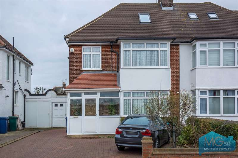 4 Bedrooms House for sale in Summers Lane, North Finchley, London, N12