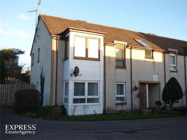 1 Bedroom Flat for sale in Station Court, Kingskettle, Cupar, Fife