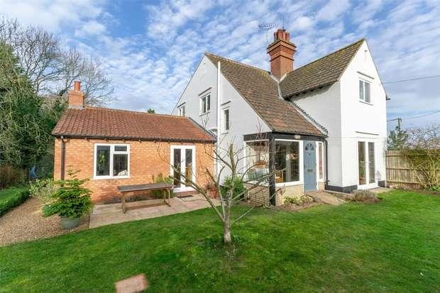 4 Bedrooms Detached House for sale in St Marys Cottage, Little Massingham