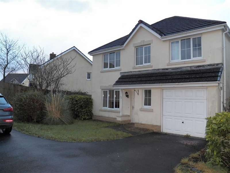 4 Bedrooms Detached House for sale in Maes Y Wennol, Carmarthen