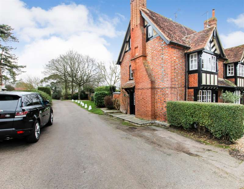 3 Bedrooms Semi Detached House for sale in The Green, Mentmore
