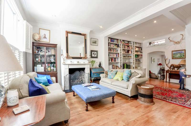 4 Bedrooms House for rent in Waterford Road, Moore Park Estate, SW6
