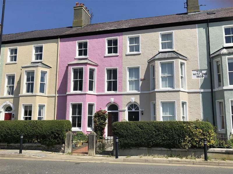 4 Bedrooms Town House for sale in West End, Beaumaris, Anglesey