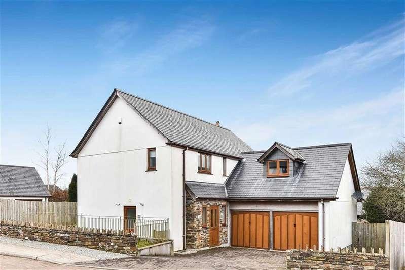 5 Bedrooms Detached House for sale in Kings Tor, Walkhampton, Devon