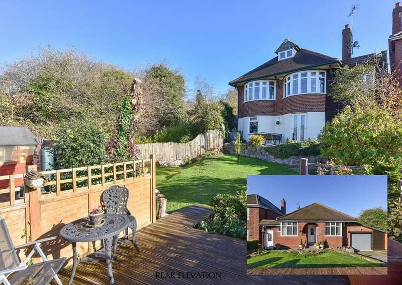 4 Bedrooms Detached House for sale in Highfield Crescent, Rowley Regis