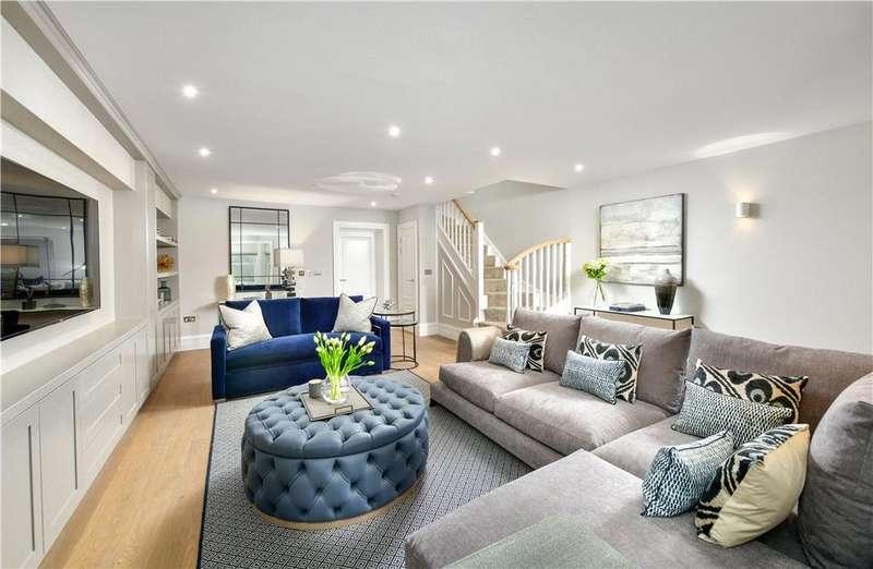 5 Bedrooms Terraced House for sale in The Villas, Barnes Village, SW13