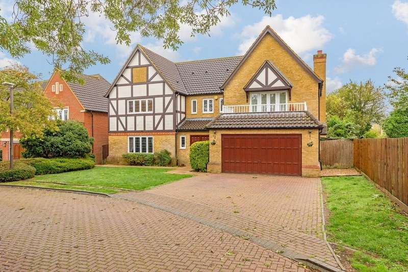 5 Bedrooms Detached House for sale in Furzton