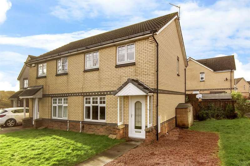 3 Bedrooms Semi Detached House for sale in 6 Streamfield Place, Glasgow, Lanarkshire, G33