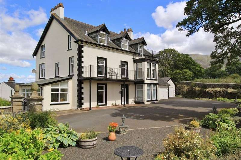 2 Bedrooms Flat for sale in 1 The How, Portinscale, Keswick, Cumbria