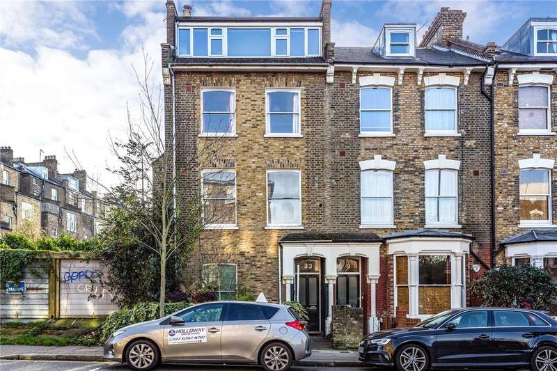 2 Bedrooms Maisonette Flat for sale in Aubert Park, Highbury, London, N5