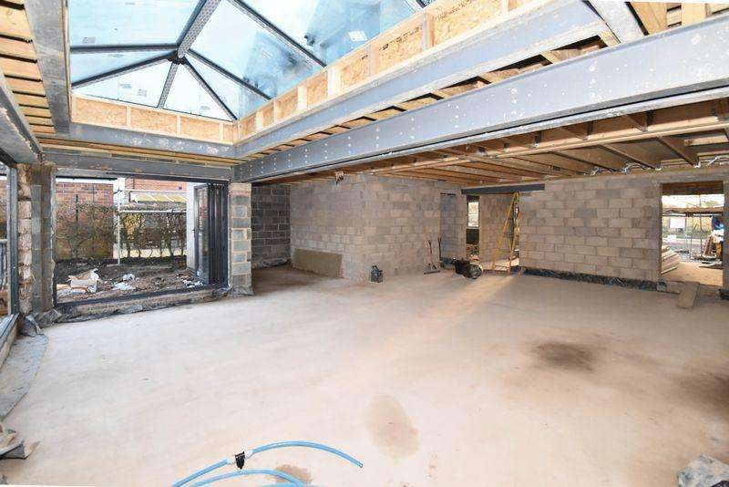 4 Bedrooms Detached House for sale in Padgbury Lane, Congleton