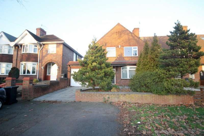 3 Bedrooms Semi Detached House for sale in Groby Road, Leicester, LE3 9EE